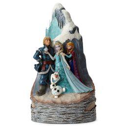 Jim Shore® Worth Melting For Frozen Figurine, , large