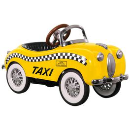 1949 Gillham Taxi Kiddie Car Classics Collectible Toy Car, , large