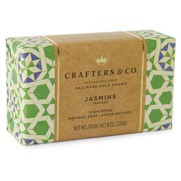 Jasmine Luxury Bar Soap, , large