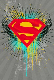 Superman™ Amazing Birthday Card,
