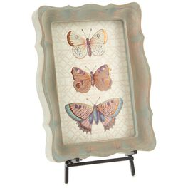 Heritage Butterfly Framed Art, , large