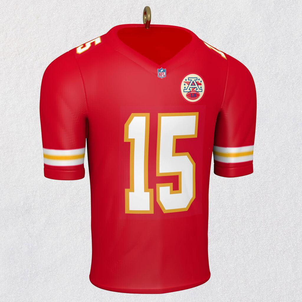 f0e060ce4cf Patrick Mahomes II Kansas City Chiefs Jersey Ornament - Keepsake ...