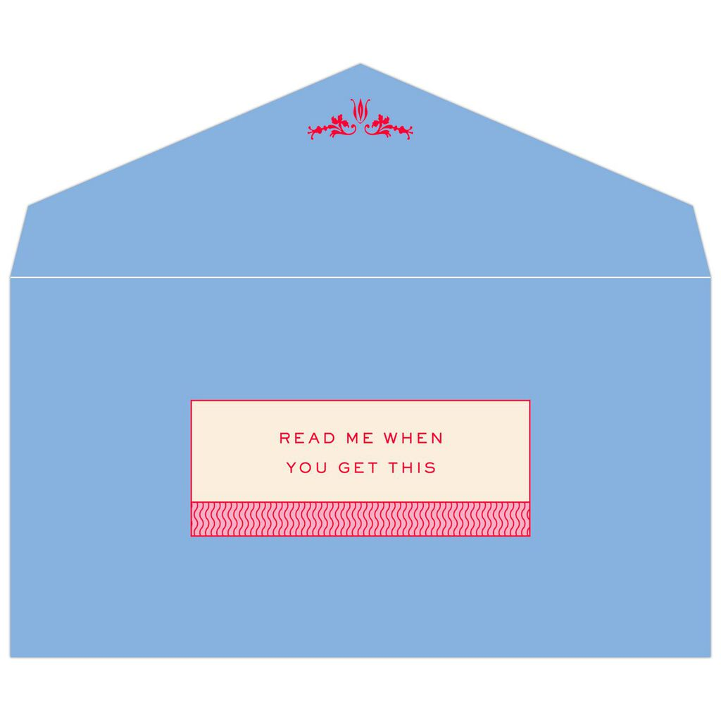 Read Me When: Love of My Life Letters Keepsake Box