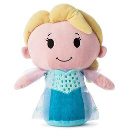"10.5"" H itty bittys® BIGGY Elsa Stuffed Animal, , large"