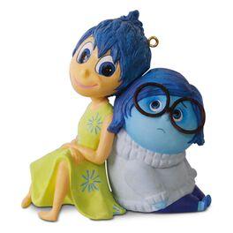 Disney/Pixar Legends Inside Out Joy and Sadness Ornament, , large