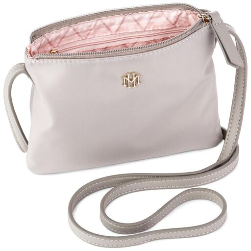3924508c730b ... Mark   Hall Champagne Crossbody Purse