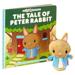 itty bittys® Peter Rabbit Stuffed Animals and Storybook Set, , large