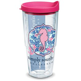 Tervis® Simply Southern® Seahorse Tumbler, 24 oz., , large