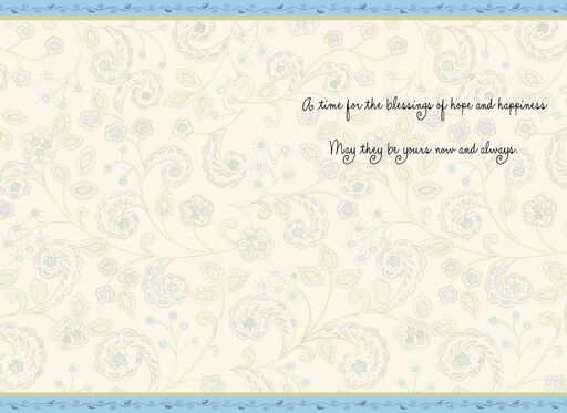 Blessings Tree Passover Card,