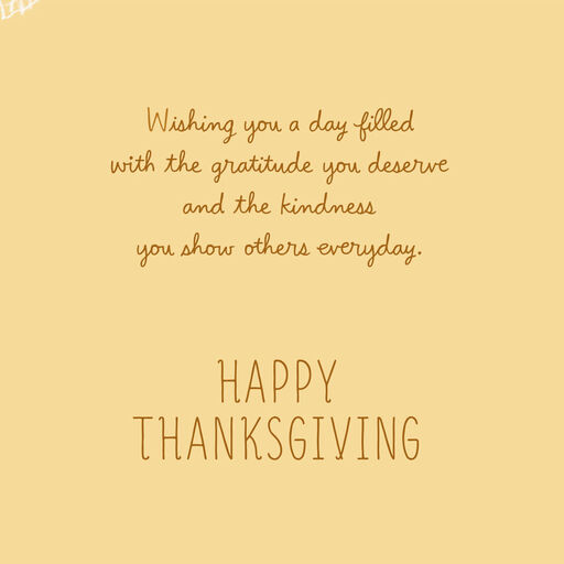 Thanksgiving Cards Hallmark