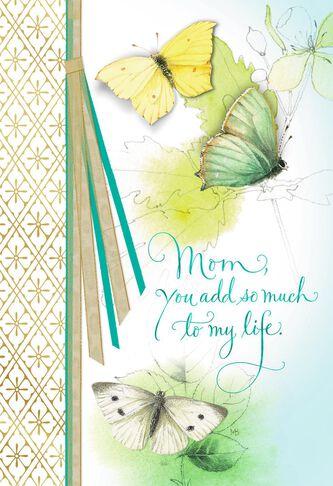 Marjolein bastin butterflies and blooms mothers day card greeting marjolein bastin butterflies and blooms mothers day card m4hsunfo
