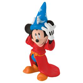 Disney Fantasia The Sorcerer's Apprentice Mini Ornament, , large