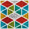 Geometric Shapes Blank Card
