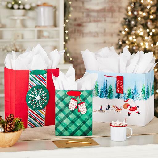 Christmas Gift Wrap Hallmark