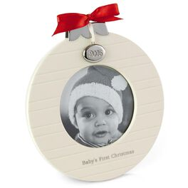 Baby's First Christmas 2016 Frame, , large