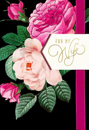 Love Our Life Valentine's Day Card for Wife