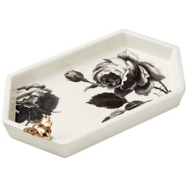 Classic Rose Note Tray With Bee Attachment, , large