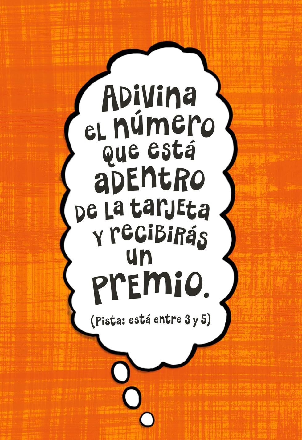 Guess the number funny spanish language birthday card greeting guess the number funny spanish language birthday card greeting cards hallmark m4hsunfo