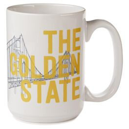 California Ceramic Mug, 16 oz., , large
