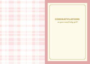 Queen of Cuteness Baby Card