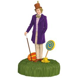 Willy Wonka and The Chocolate Factory Sound Ornament, , large