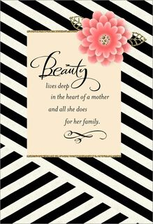 Wishing You a Beautiful Mother's Day Card,