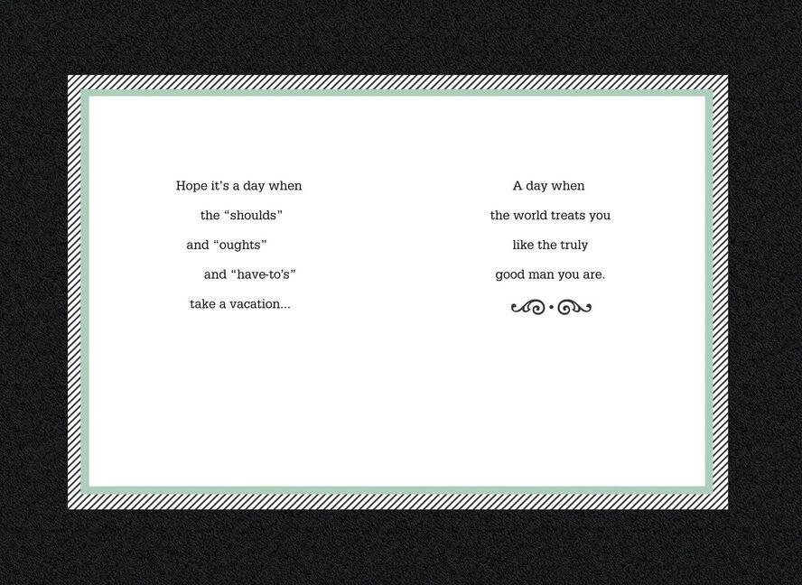 Ocean Waves Birthday Card For Him Greeting Cards Hallmark