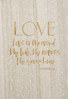 So Much Love Anniversary Card,