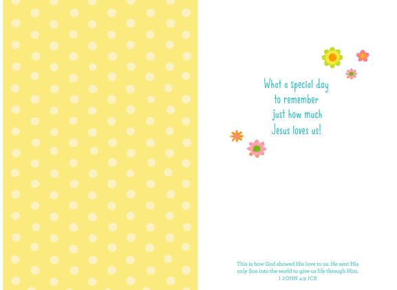 Baby Chicks Religious Easter Card Greeting Cards Hallmark – Hallmark Easter Cards