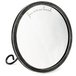 """So Loved Mirror, 6"""", , large"""