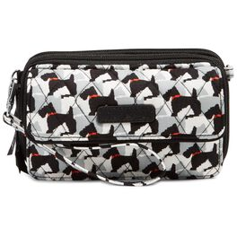 Vera Bradley Scottie Dogs All-in-One Crossbody and Wristlet for iPhone 6, , large