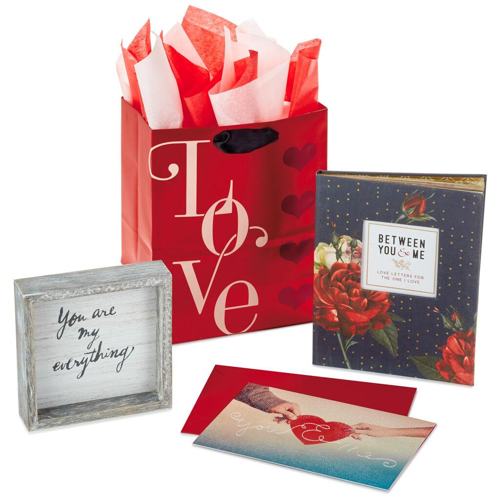 My Everything Valentine Gift Set Gift Sets Hallmark