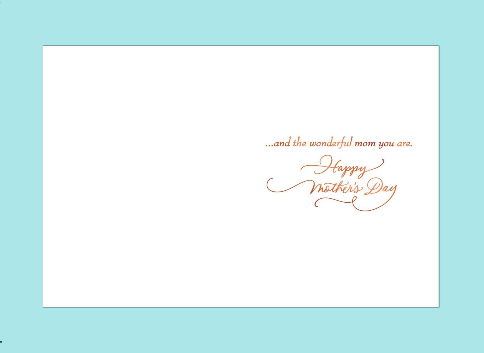 Greeting cards hallmark for Classy mothers day cards