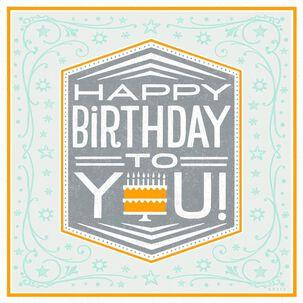 If This Isn't You, Please Disregard Birthday Card