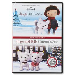 Jingle® and Bell® Double-Feature DVD, , large