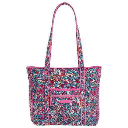 9c3a23f8ff0f Vera Bradley Iconic Small Tote Bag in Kaleidoscope