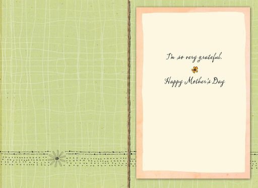 For All It Took to Raise Me Mother's Day Card,