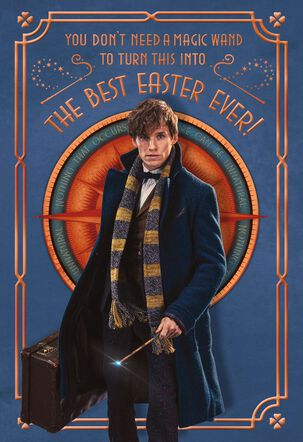 Fantastic Beasts and Where to Find Them™ Magic Candy Easter Card