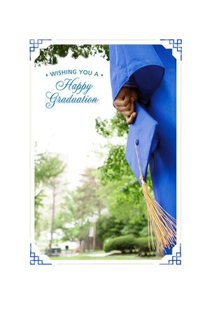 Snapshot Moment Graduation Card