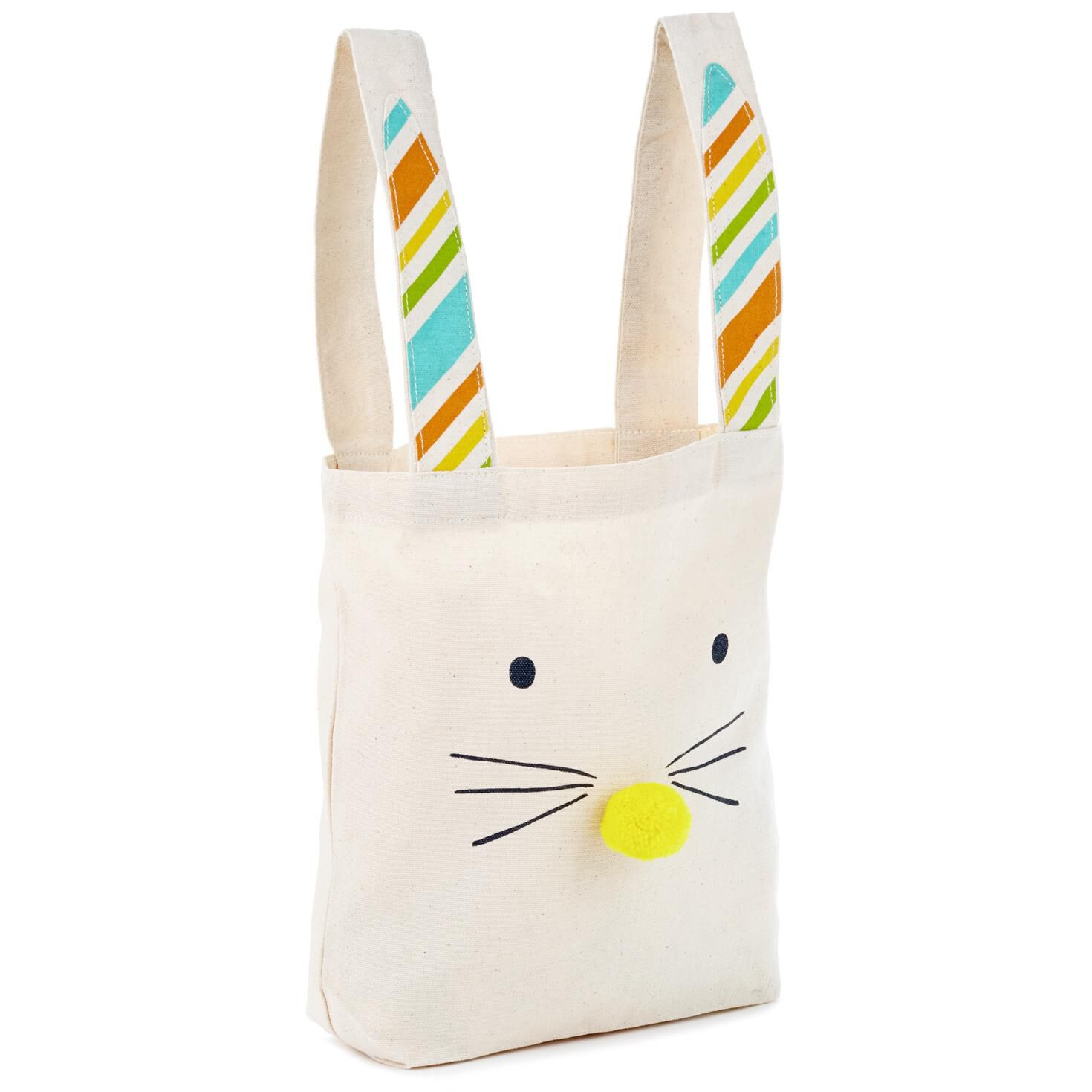 Easter bunny canvas gift bag 103 gift bags hallmark negle Images