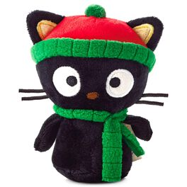 itty bittys® Chococat® Holiday Stuffed Animal Limited Edition, , large