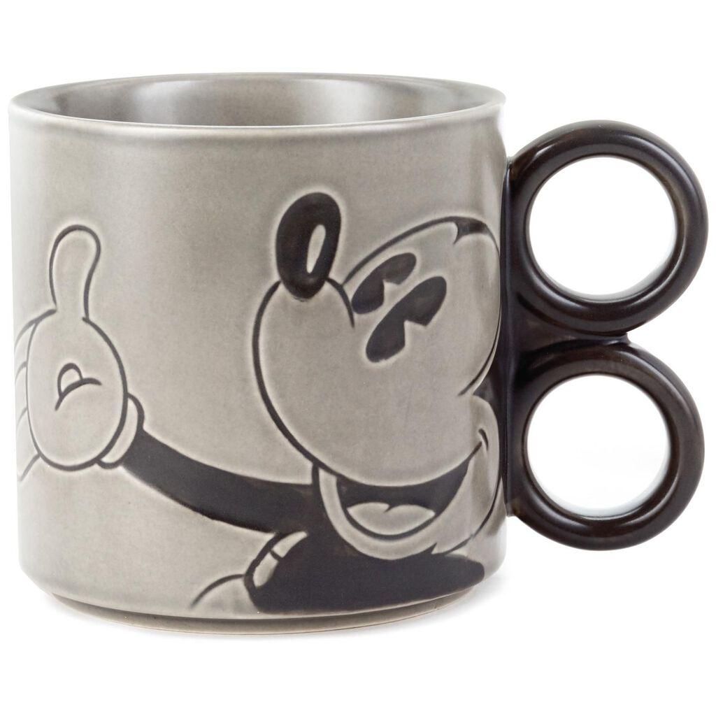 dd72cefc11e3c Mickey Mouse Don't Grow Up Ceramic Mug, 12 oz.
