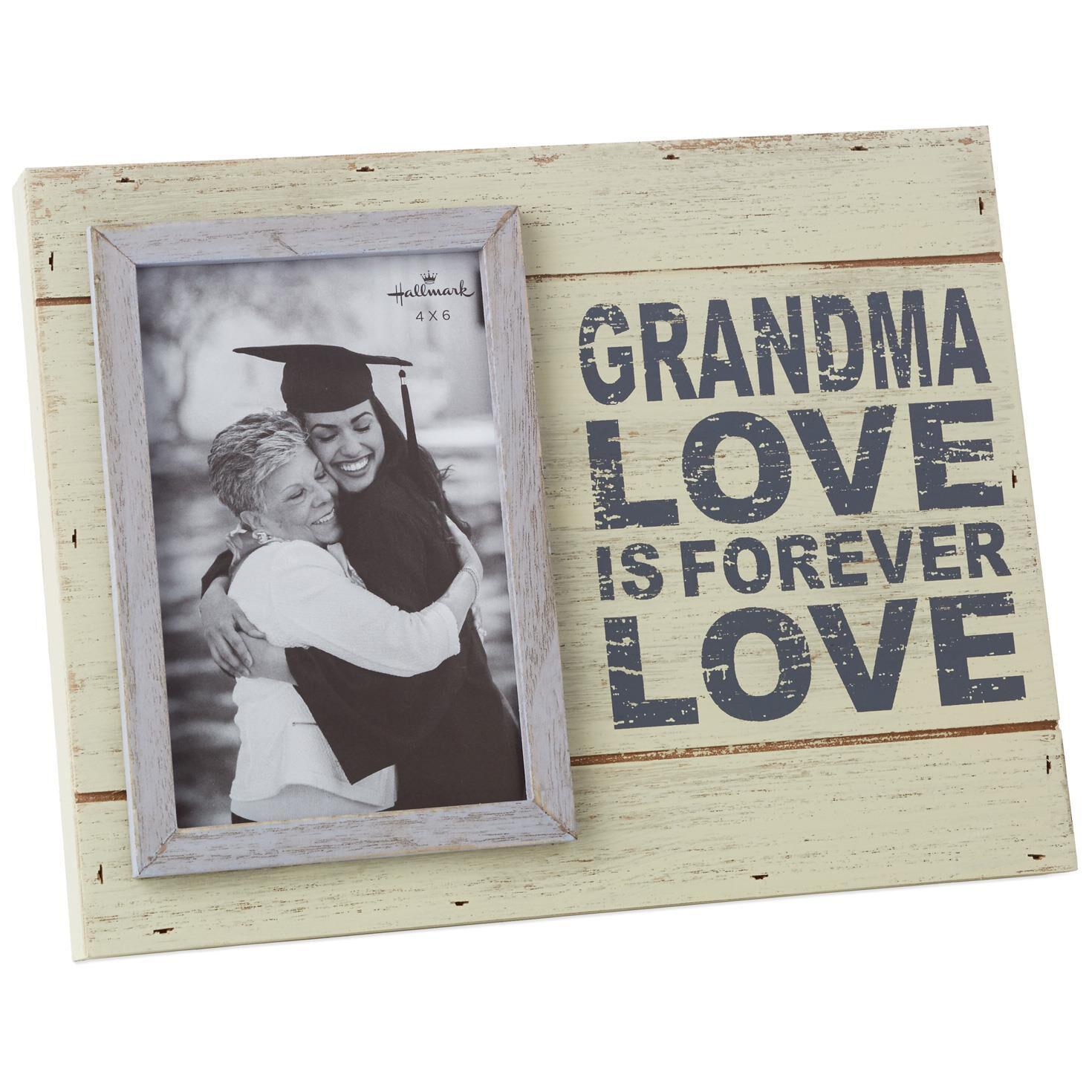 Grandma picture frame 4x6 picture frames hallmark jeuxipadfo Choice Image