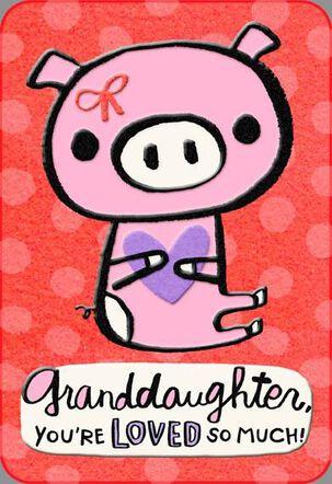 Love You Granddaughter
