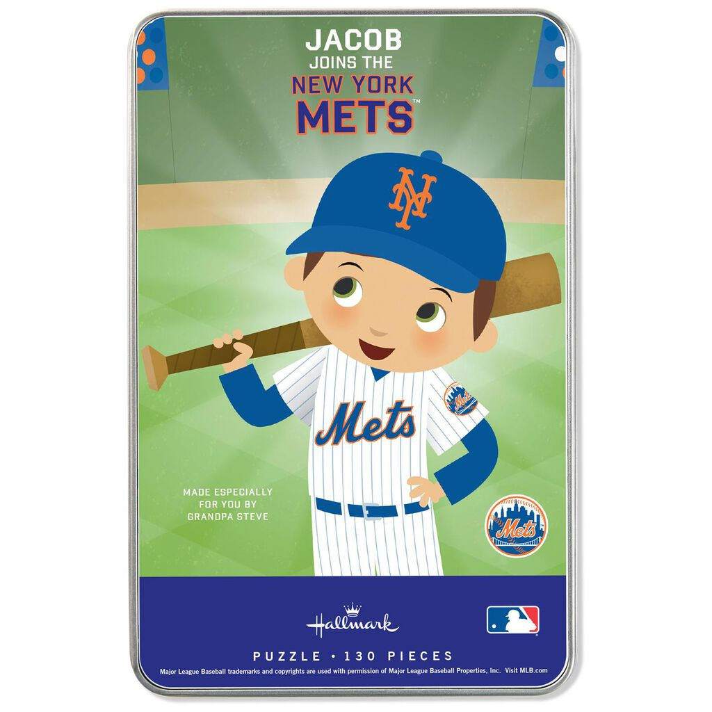 Major League Baseball™ Personalized Puzzle - Personalized Toys ... 21300c8ea1