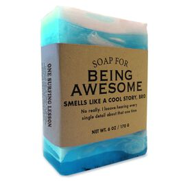 Being Awesome Soap, 6 oz., , large