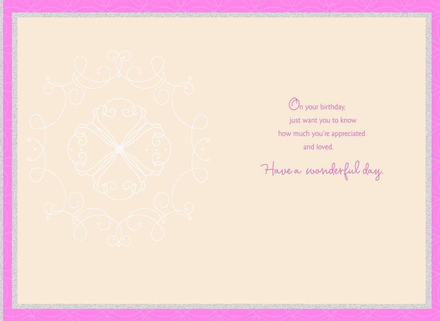 Peony Flower Vases Birthday Card For Grandma Greeting Cards Hallmark