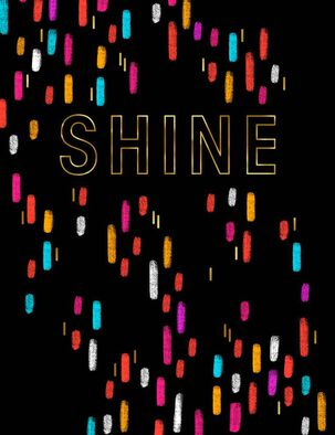 Shine Birthday Card