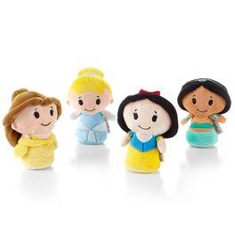 itty bittys® Disney Princess Stuffed Animal Collector Set, , large