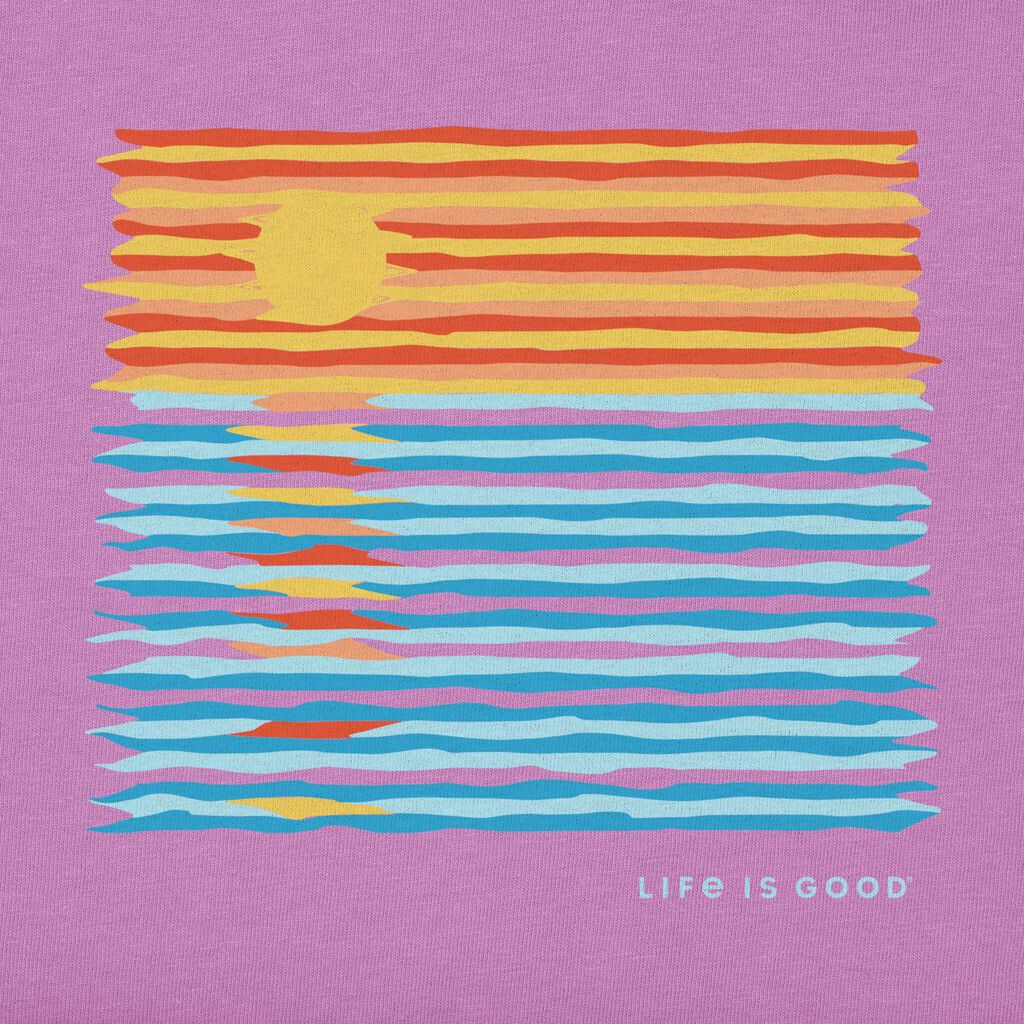 0aee6880544f8b Life is Good Women's Ocean Spectacular T-Shirt - Clothing - Hallmark